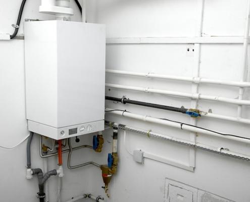 boiler upgrade