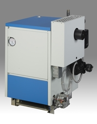 """Fuel: Gas System: Hot Water Capacity: 60 - 180 MBH Input Efficiency: to 84.5% For Value And Reliability, Victory VHS Is Your Smart Choice The quality built Victory VHS boiler provides everything you want in a sealed combustion boiler – chimney-less installation, economical price, comfort and safety. It is a reliable cast-iron boiler with a lifetime limited warranty. Input: 60,000 to 180,000 Btu/hr No chimney required Economically priced Installation versatility - no chimney required Save construction costs and allow more living space with a Victory VHS sealed combustion boiler. A chimney is not required, so it can be installed in in a closet size space and vented directly through a wall with 3"""" stainless steel piping. It's ideal for homes, apartments, condos and any application where a chimney may not be practical or where an old chimney has deteriorated. Flexibility In Venting Chimney or """"Type B"""" venting - with galvanized or stainless steel pipe. Natural draft venting for VHS 90 through VHS 180 boilers. (see manual) Contractor Friendly Features Speed Installation and Reduce Service Time Horizontal flue outlet with 3-inch connector for better performance. Condensate drain is built into the flue discharge assembly. Drain tube for condensate is factory installed. Junction box for power connection. Pressure switch is the same for all boiler sizes and all altitudes. Intermittent pilot """"spark"""" ignition saves energy."""