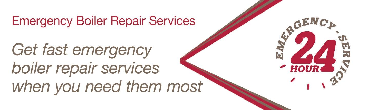 Emergency Boiler Repair Services